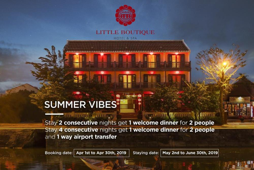 Little Hội An Boutique Hotel & Spa