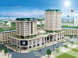 Vĩnh Trung Plaza Apartments and Hotel